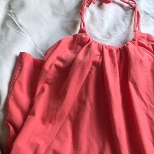 Victoria's Secret coral dress XS